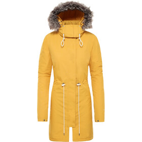 The North Face Zaneck Kurtka Kobiety, golden spice